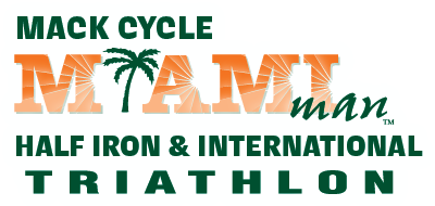 Miami Man Half Iron & International Triathlon
